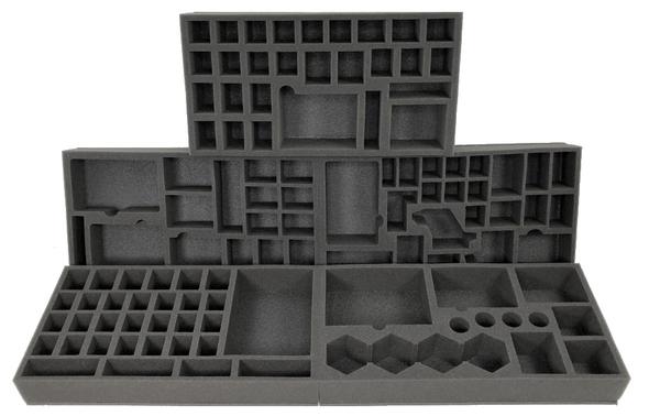 Warhammer Blackstone Fortress Horizontal Foam Kit for the P.A.C.K. 432 (BFM)
