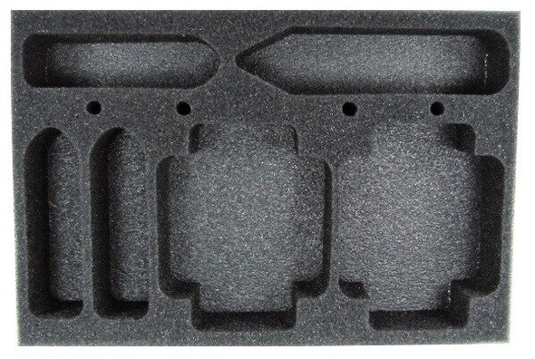 Blazing Sun Carrier and Battleship Foam Tray (BFS-1.5)