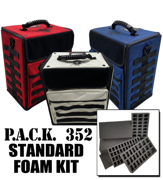 (352) P.A.C.K. 352 Molle Standard Load Out
