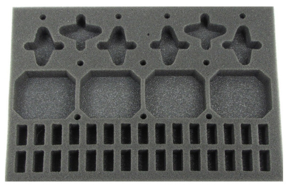 Britannia Flyers Foam Tray (BFS-1)