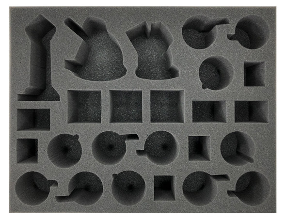 New Necron Character and Skorpekh Destroyer Foam Tray (BFL-3)