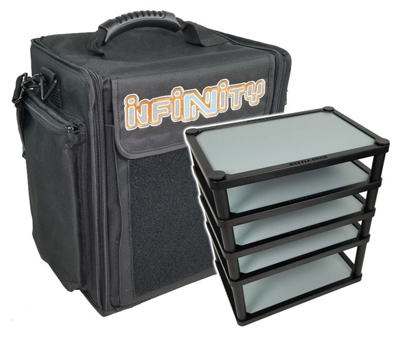 Infinity Alpha Bag 3.0 Magna Rack Original Load Out