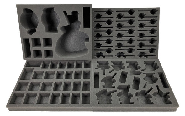 Age of Sigmar Lumineth Realm-Lords Starter Foam Kit for the P.A.C.K. 720 (BFL)