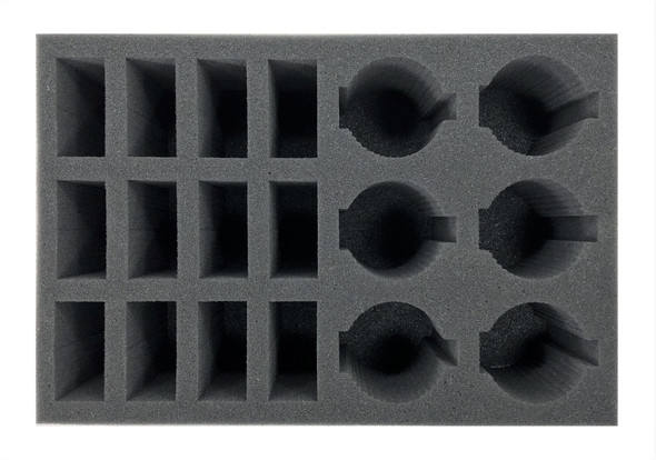 Star Wars Legion 6 Stap Rider Foam Tray (BFS-4)