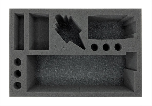 Marvel Crisis Protocol NYC Construction Site Terrain Pack Foam Tray (BFS-3.5)