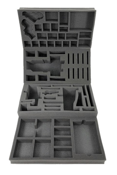 Warcry Catacombs Horizontal Foam Kit for the P.A.C.K. 432 (BFM)