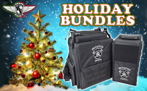 The Privateer Press Pro Holiday Bundle