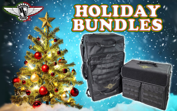 P.A.C.K. Travelers on the Go Holiday Bundle