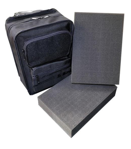 P.A.C.K. SB Shoulder Bag Pluck Foam Load Out (Black)