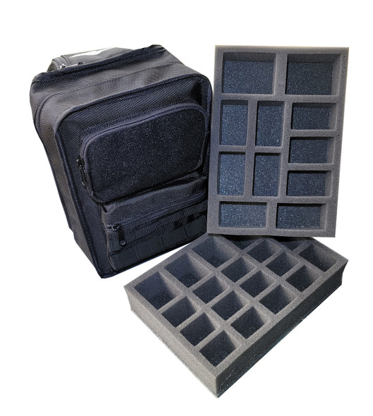 P.A.C.K. SB Shoulder Bag Troop Load Out (Black)