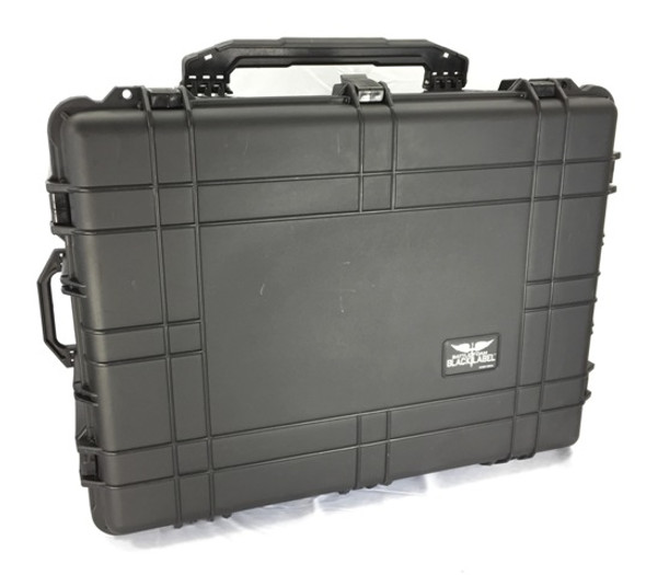 (Clearance) The Nimitz Black Label Case Empty