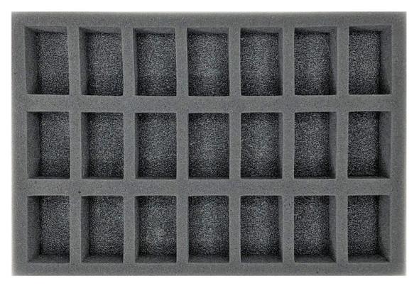(Necromunda) Van Saar Gang Foam Tray (BFS-1.5)