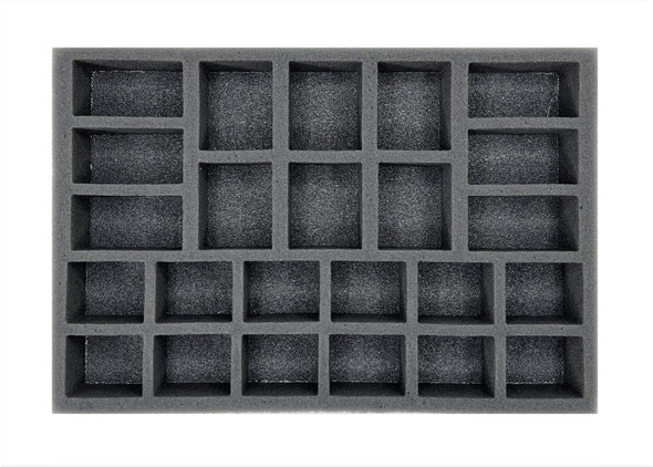 (Necromunda) Palanite Enforcer Patrol Foam Tray (BFS-1.5)