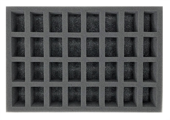 Star Wars Legion 32 Troop Foam Tray (BFS-2)