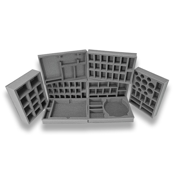 Warhammer Quest Cursed City Foam Kit for P.A.C.K 352 (BFS)