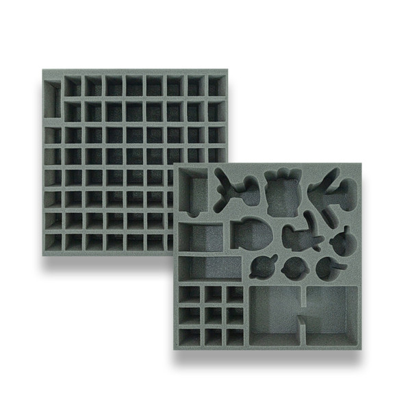 Zombicide 2nd Edition Reboot Box Foam Kit for Game Box