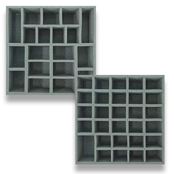 Marvel United Kickstarter Miniature Exclusive Game Box Foam Tray Kit
