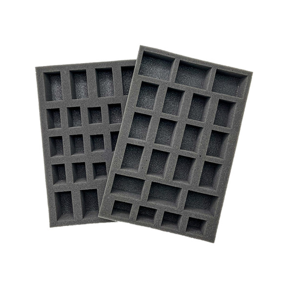 Kill Team Octarius Krieg and Ork Foam Tray Kit for the P.A.C.K. System Bags (BFS)