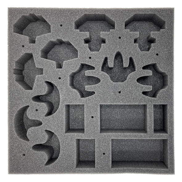 Aeronautica Imperialis Wrath of Angels Game Box Foam Tray with Stems Glued In