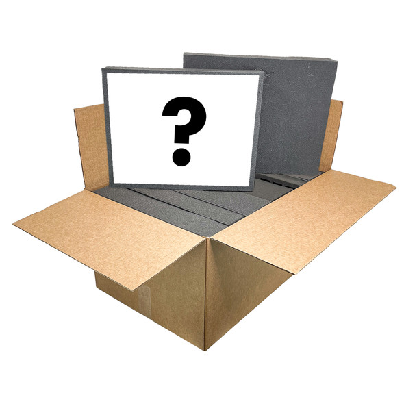 Clearance Foam Mystery Box (Large)