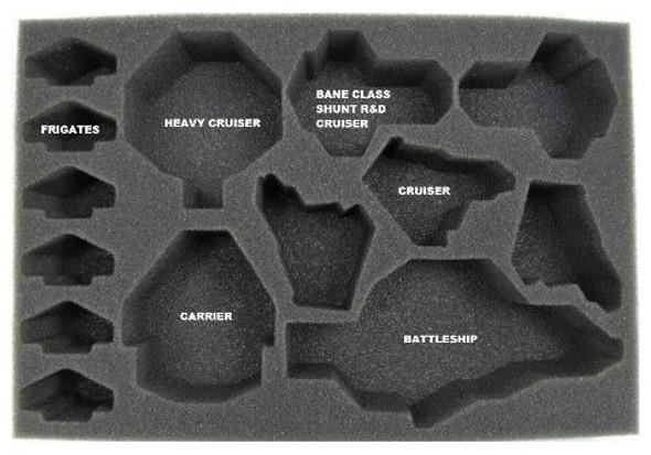 The Relthoza Starter Box Foam Tray (BFS-1.5)