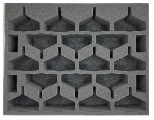 (Tyranids) 18 Gargoyle Foam Tray (BFL)
