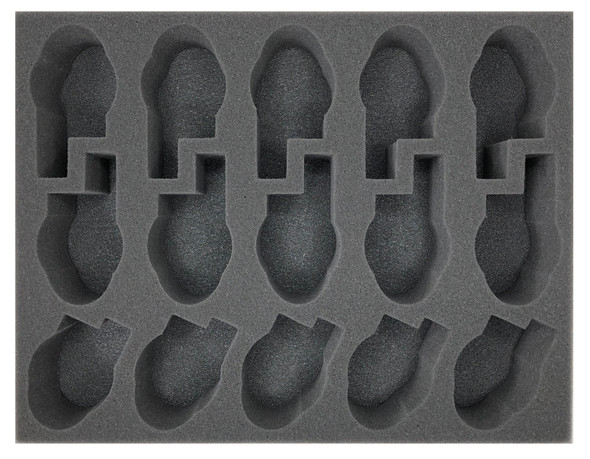 (Necron) 15 Destroyer Foam Tray (BFL-2.5)