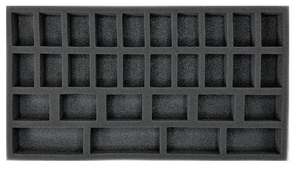Warmachine/Hordes Alternate Small Troop Foam Tray (PP-1.5)