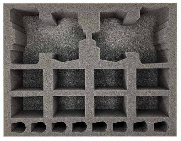 (Tau) 2 Devilfish 8 Broadside Foam Tray (BFL-3.5)