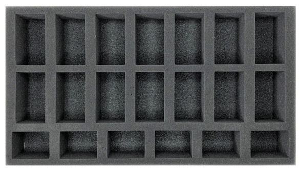 (W/H) Warmachine/Hordes Tall Model Foam Tray (PP-2)
