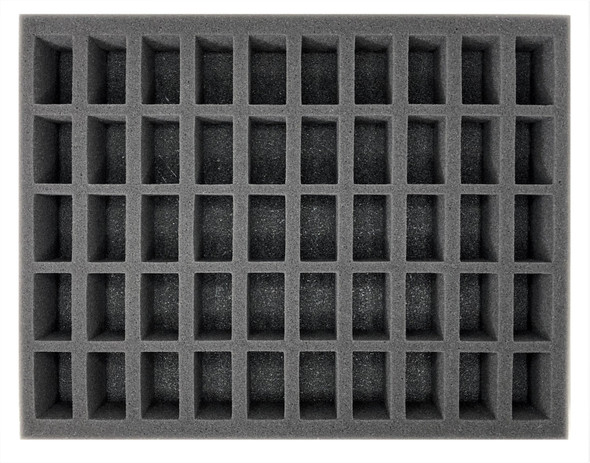 (Space Marine) 50 Assault Marine Foam Tray (BFL)