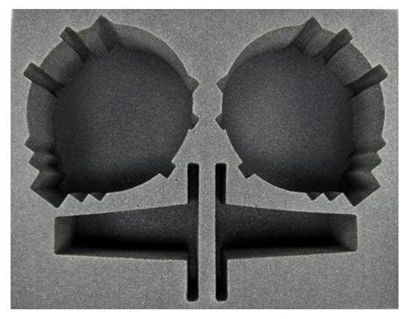 (Necron) 2 Necron Doom or Night Scythe Foam Tray (BFL-3.5)