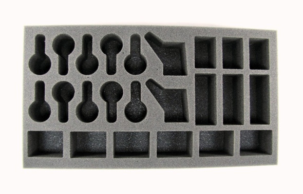(Khador) Khador Doom Reaver Foam Tray (PP-2)