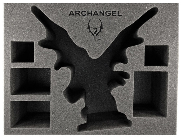 (Legion) Archangel with Wings Foam Tray (BFL-5.5)