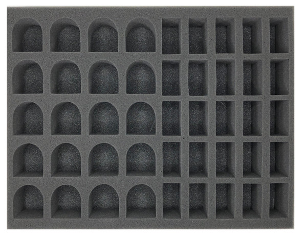 (Space Marines) 25 Assault Marine 20 Terminator Foam Tray (BFL)