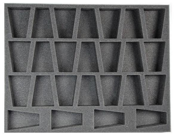 (Ork) 25 Stormboyz Foam Tray (BFL-1.5)