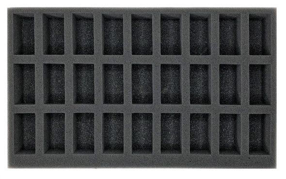 (5 Pack) 27 Tall Model Foam Tray (SD)