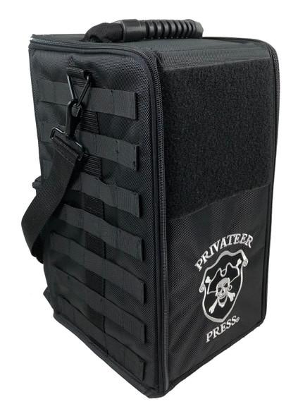Privateer Press Tournament Bag Custom Load Out (Black)