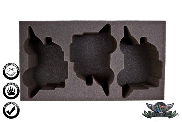 (Enlightened) 3 Doomsday Foam Tray (WWX-4)