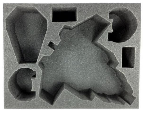 (30K) 1 Fire Raptor 1 Drop Pod Foam Tray (BFL-4.5)