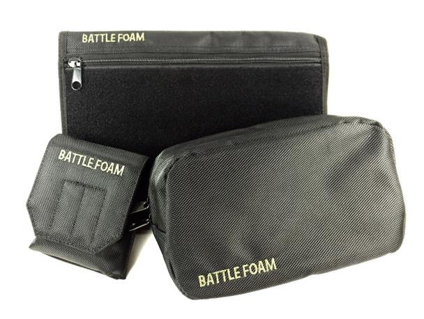 Grenade Ditty Media P.A.C.K. Molle Accessory Bundle (Black)