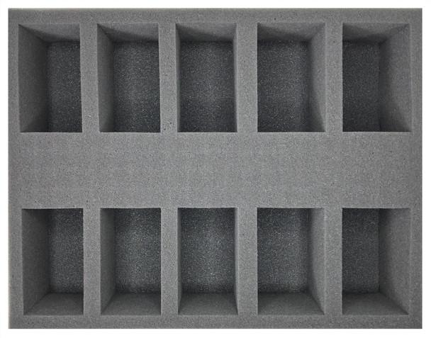 Warlord Hybrid Vehicle Foam Tray (BFL-3.5)