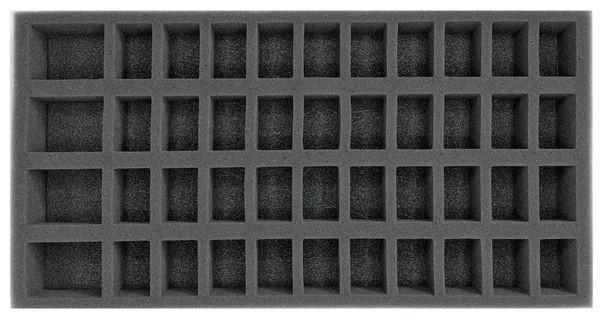 (Gen) 40 Medium 4 Large Troop Foam Tray (BFM)