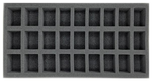(Space Marine) 27 Assault Marine Foam Tray (BFM)