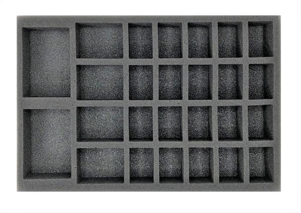 Warhammer 40K Universal Troop Foam Tray (BFS-1.5)