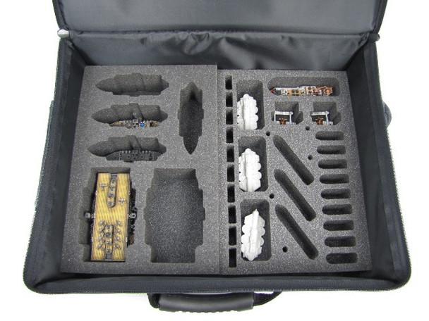 (Space Marine) 5 Terminator 14 Troop Foam Tray (BFS)