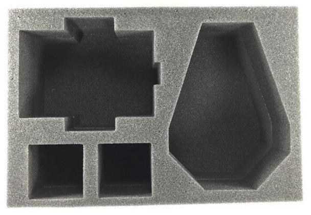 (Space Marine) 1 Drop Pod 1 Predator Foam Tray (BFS-4.5)