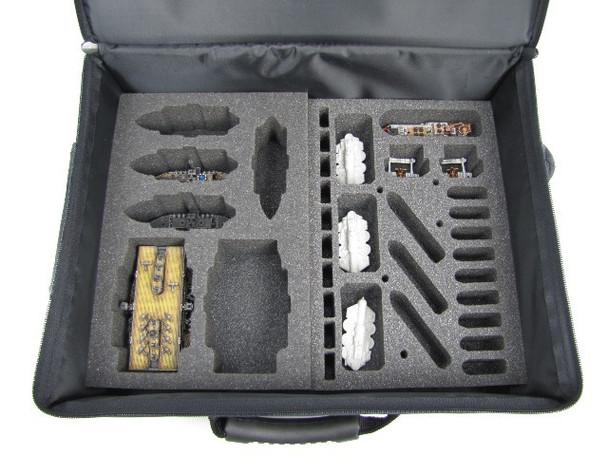 (Gen) 14 Large 7 Medium Troop Foam Tray (BFS-2)