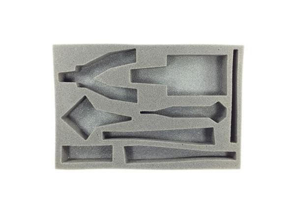 (Hobby) Hobby Tool Kit Foam Tray (BFS-1)