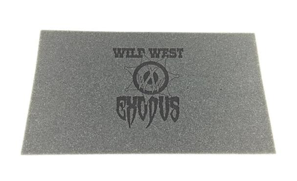 (Topper) Wild West Exodus Foam Topper